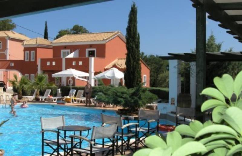 Appartementen Agnanti Holiday Club - Laganas - Zakynthos